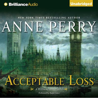 Acceptable Loss Audiobook, by Anne Perry
