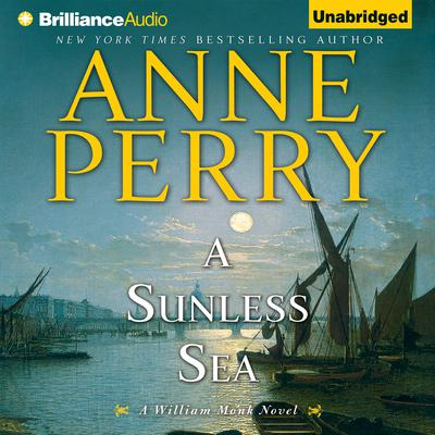 A Sunless Sea Audiobook, by Anne Perry