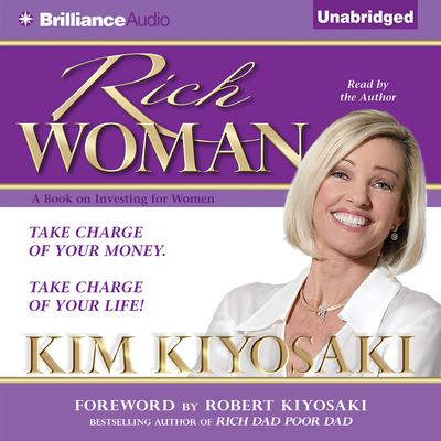 Rich Woman: A Book on Investing for Women Audiobook, by Kim Kiyosaki