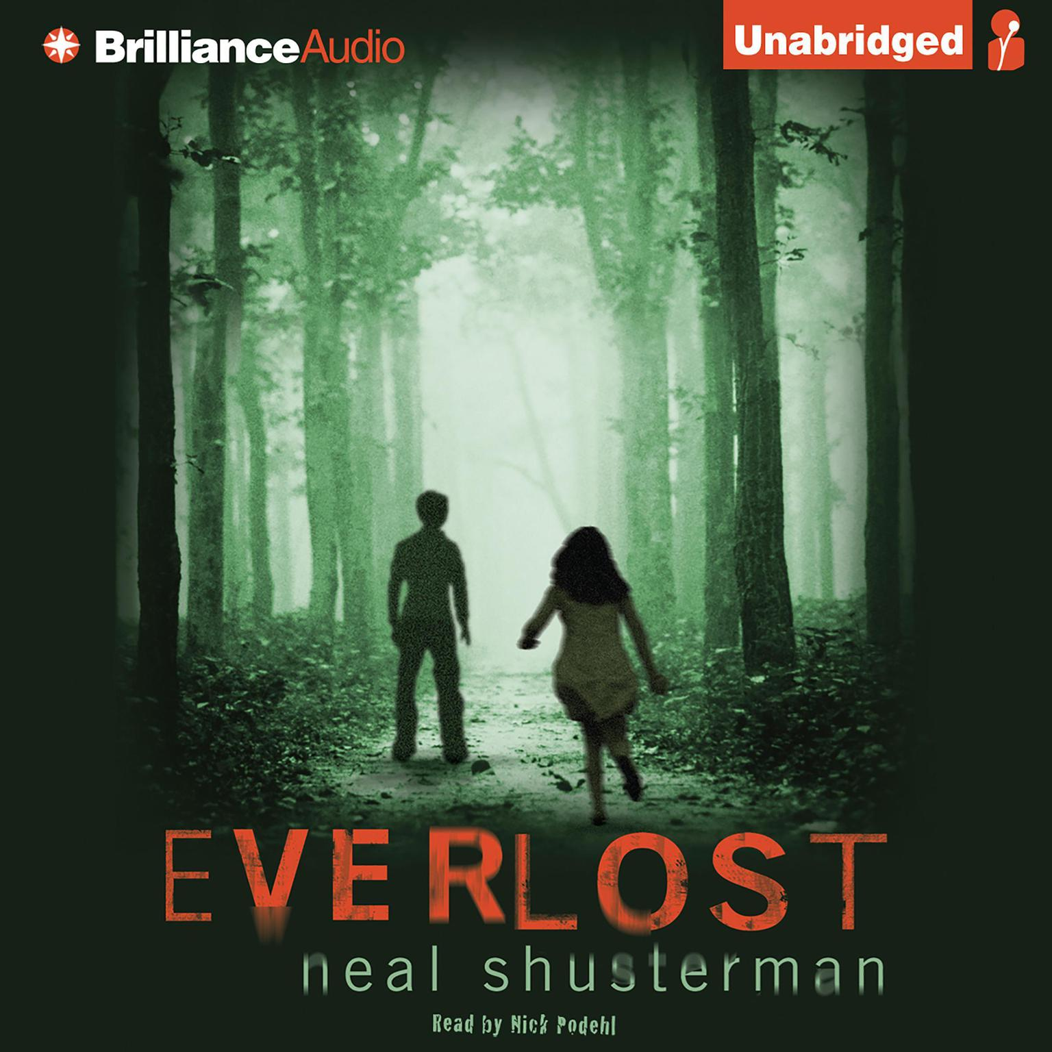 Printable Everlost Audiobook Cover Art