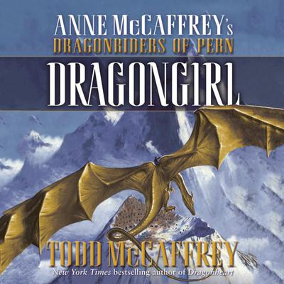 Dragongirl Audiobook, by Todd McCaffrey