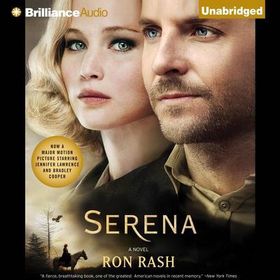 Serena Audiobook, by Ron Rash