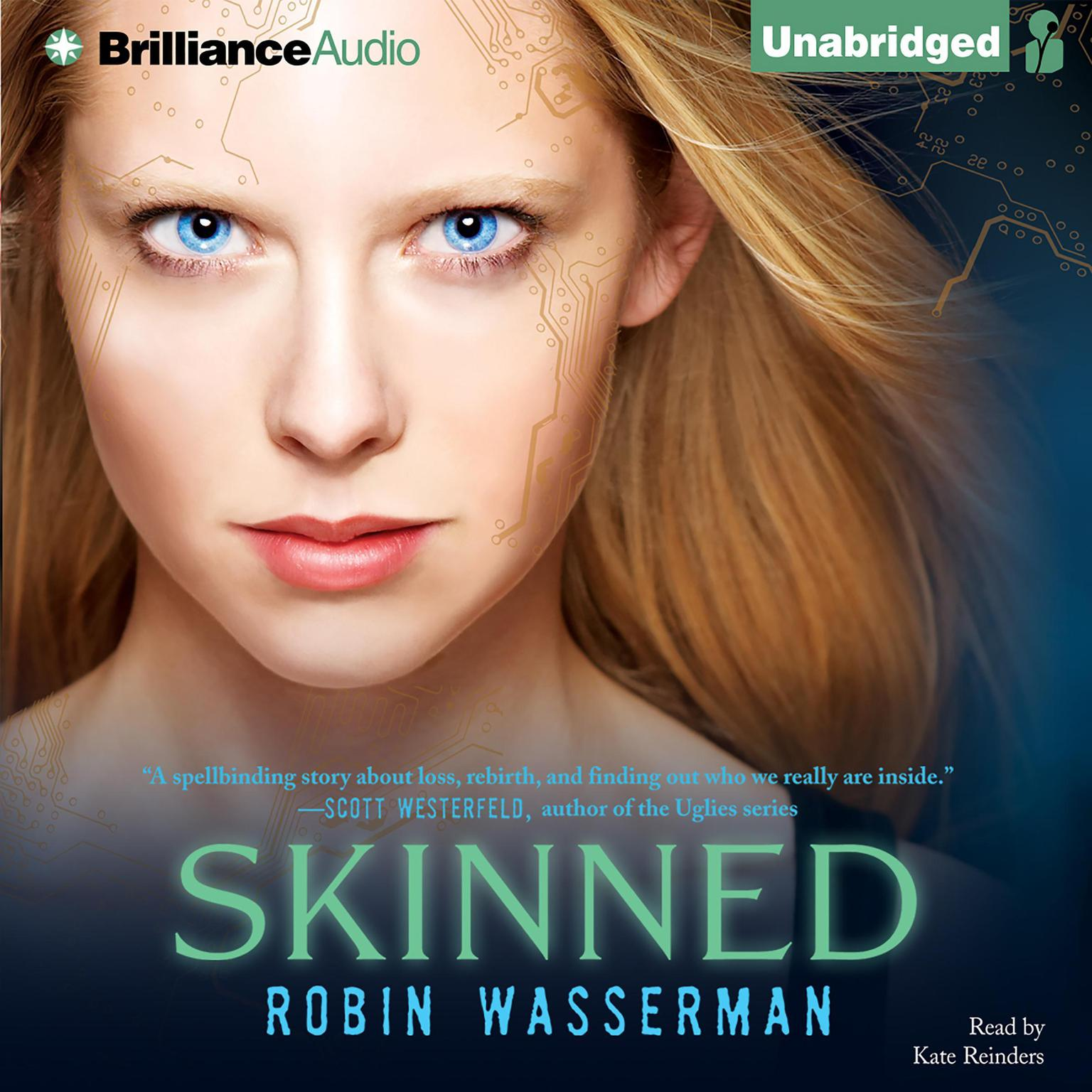 Printable Skinned Audiobook Cover Art