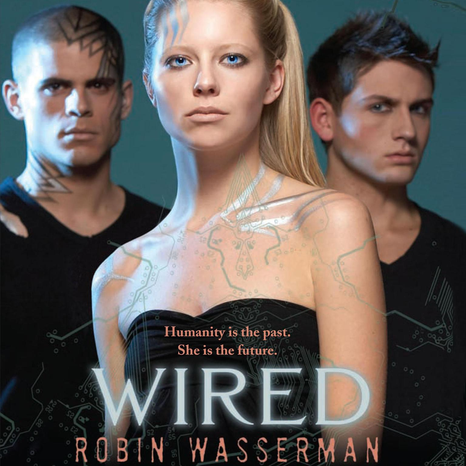 Printable Wired Audiobook Cover Art