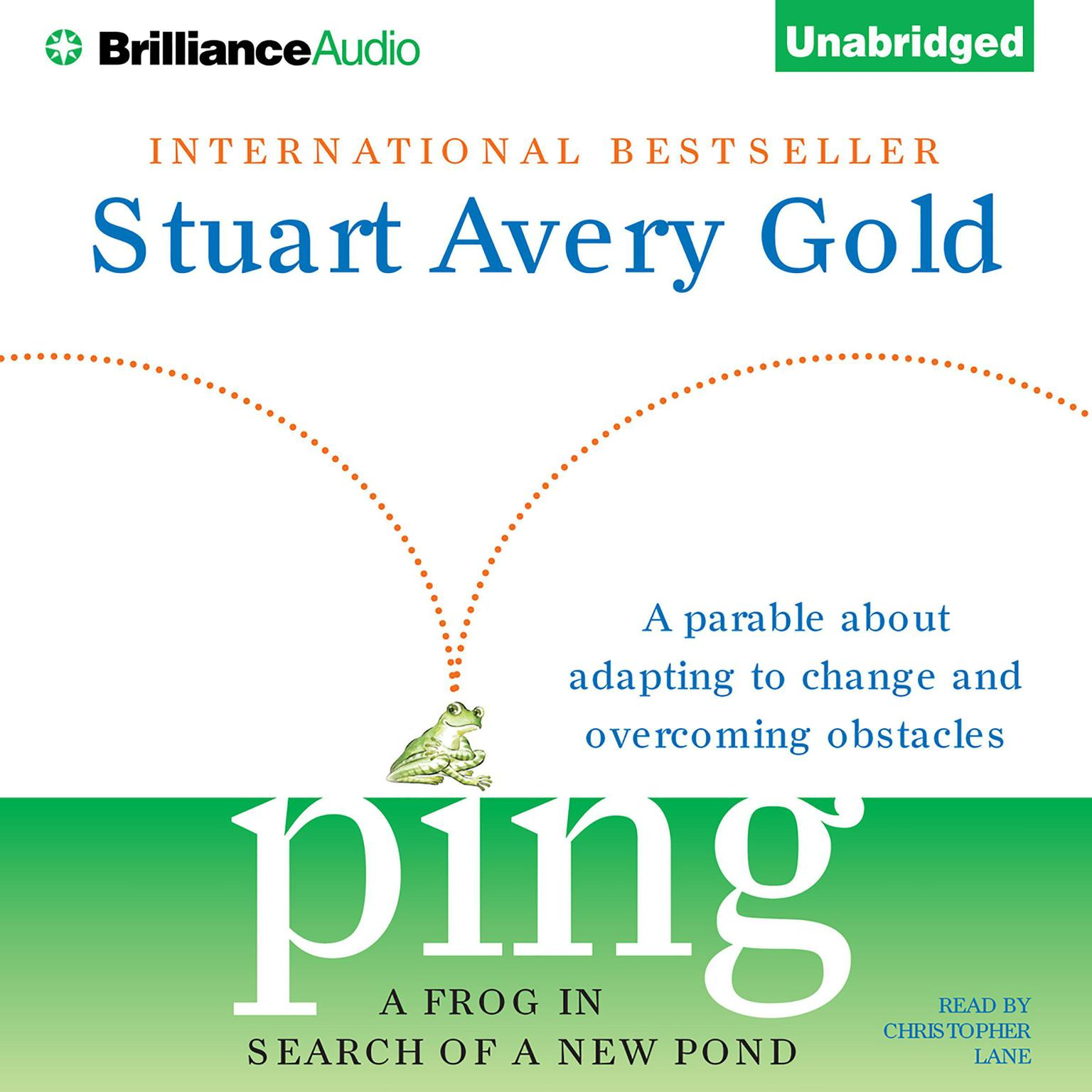 Printable Ping: A Frog in Search of a New Pond Audiobook Cover Art