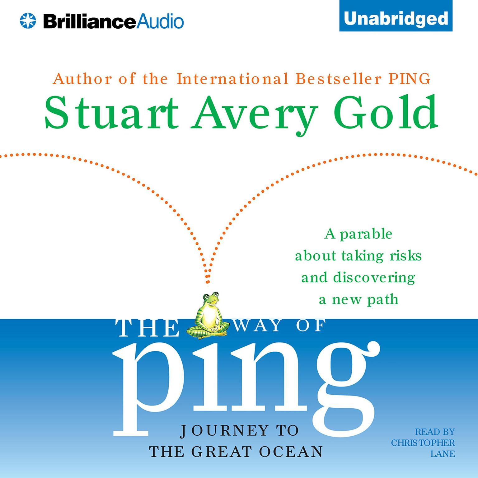 Printable The Way of Ping: Journey to the Great Ocean Audiobook Cover Art