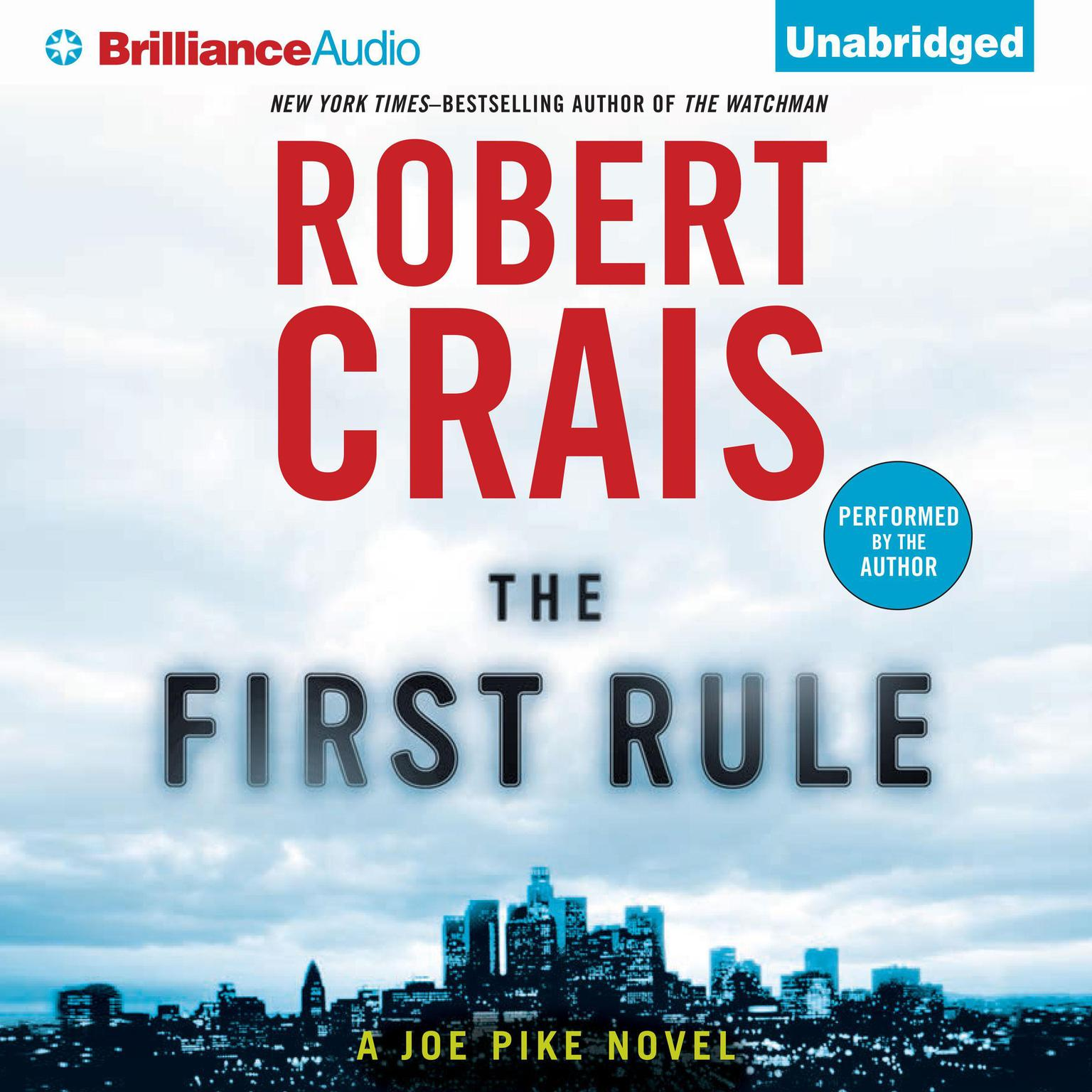 Printable The First Rule Audiobook Cover Art