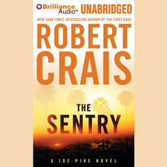 The Sentry Audiobook, by Robert Crais