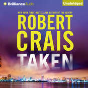 Taken Audiobook, by Robert Crais