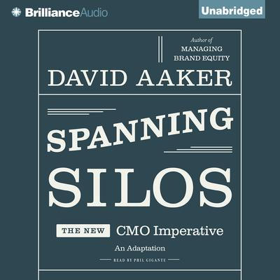 Spanning Silos Audiobook, by David Aaker