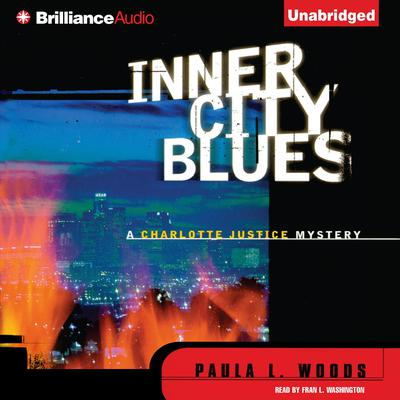 Inner City Blues Audiobook, by Paula L. Woods