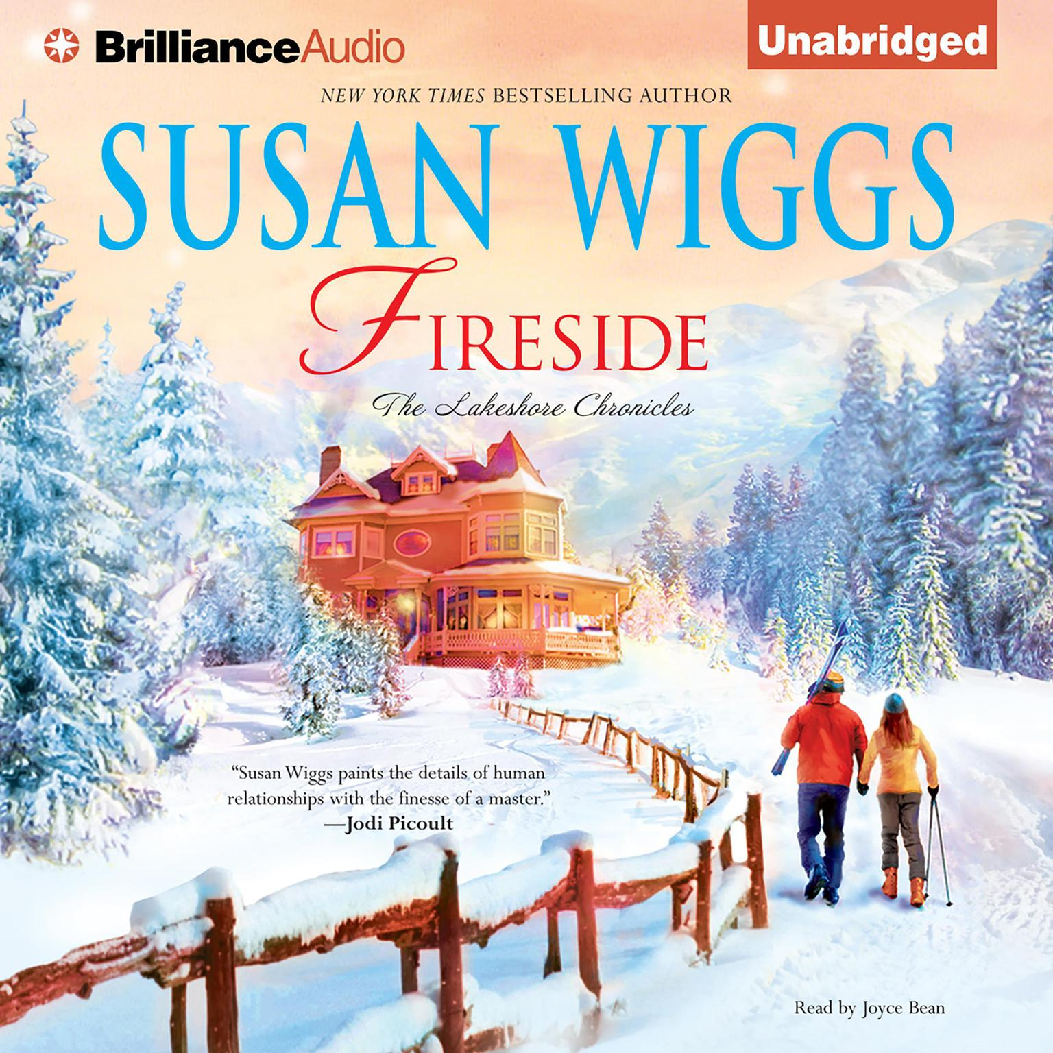 Printable Fireside: The Lakeshore Chronicles Audiobook Cover Art