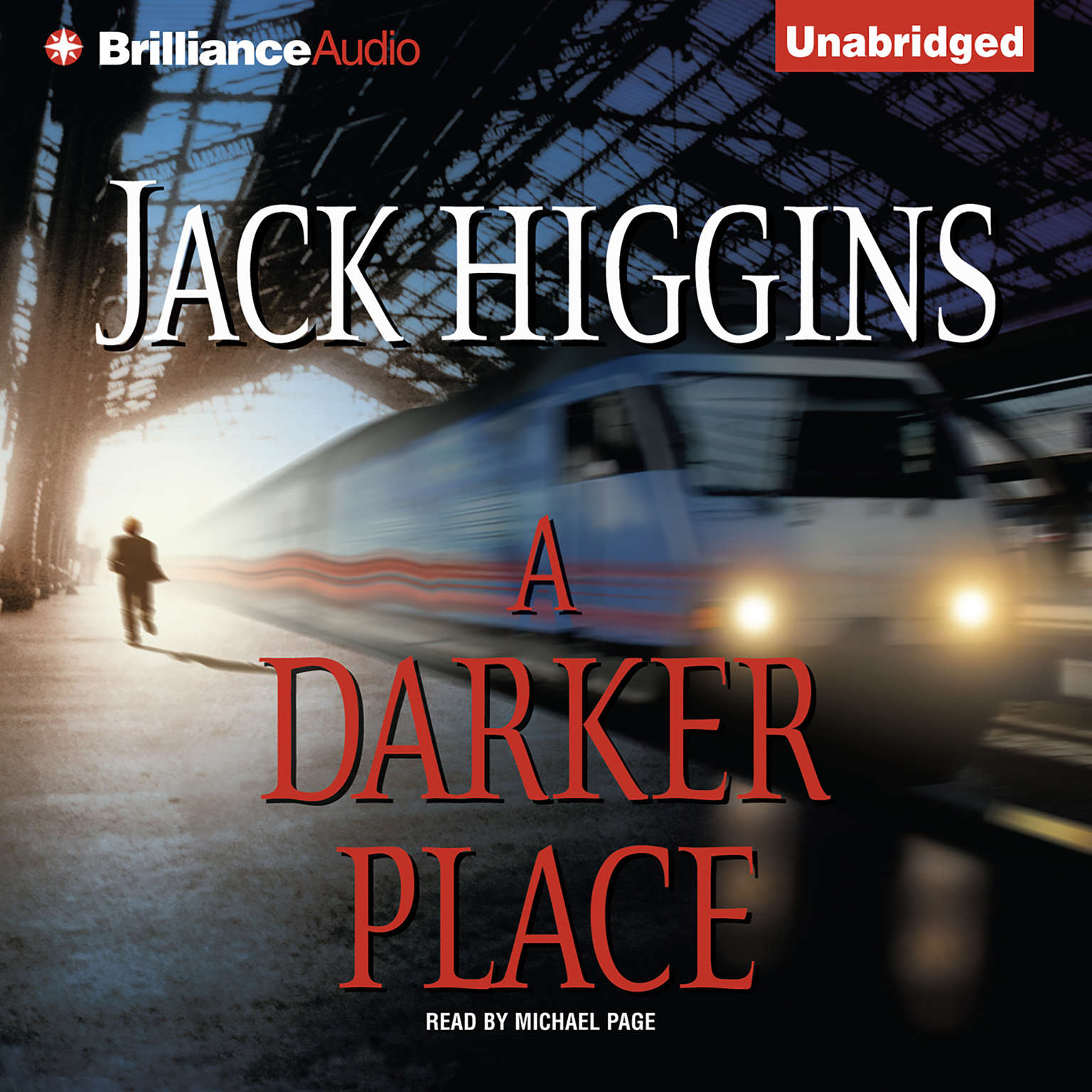 Printable A Darker Place Audiobook Cover Art