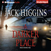 A Darker Place Audiobook, by Jack Higgins