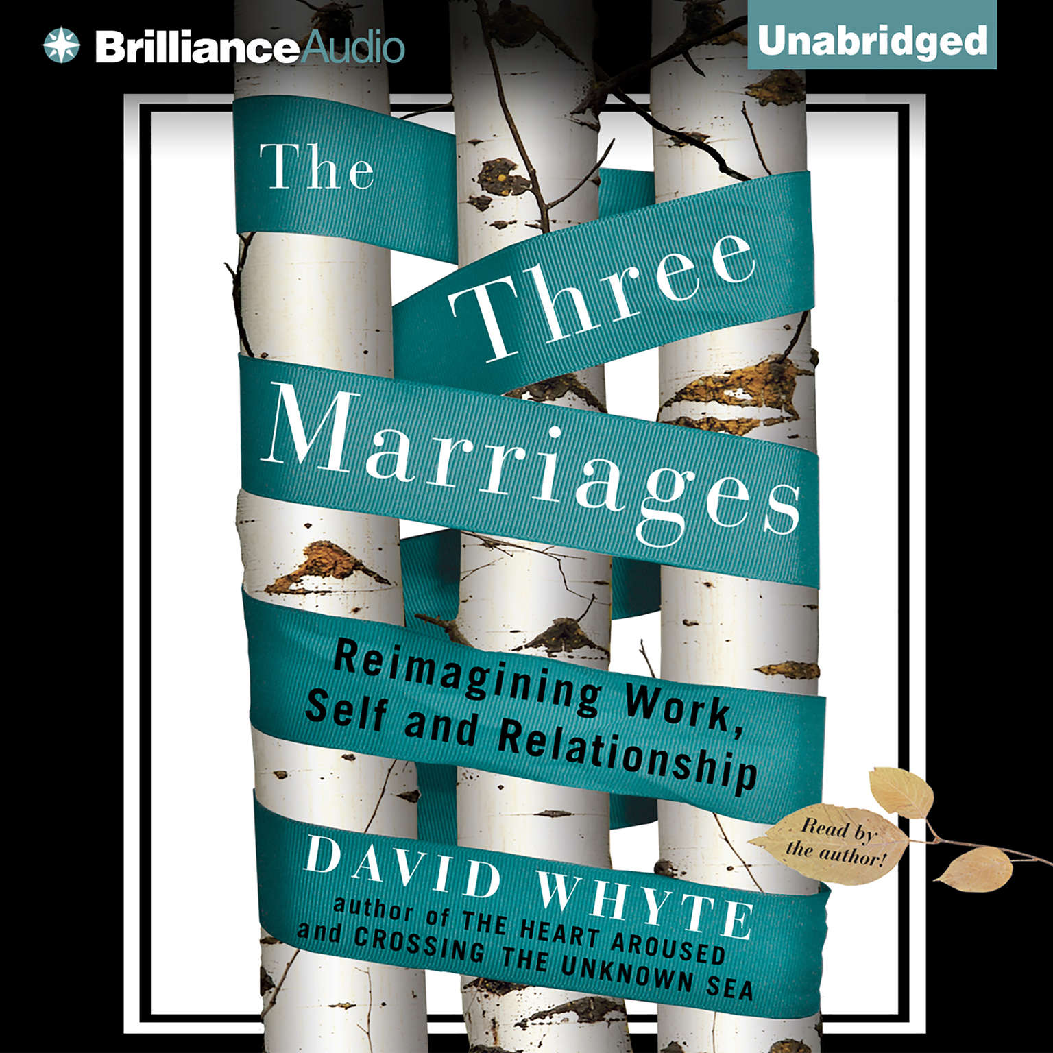 Printable The Three Marriages: Reimagining Work, Self and Relationship Audiobook Cover Art