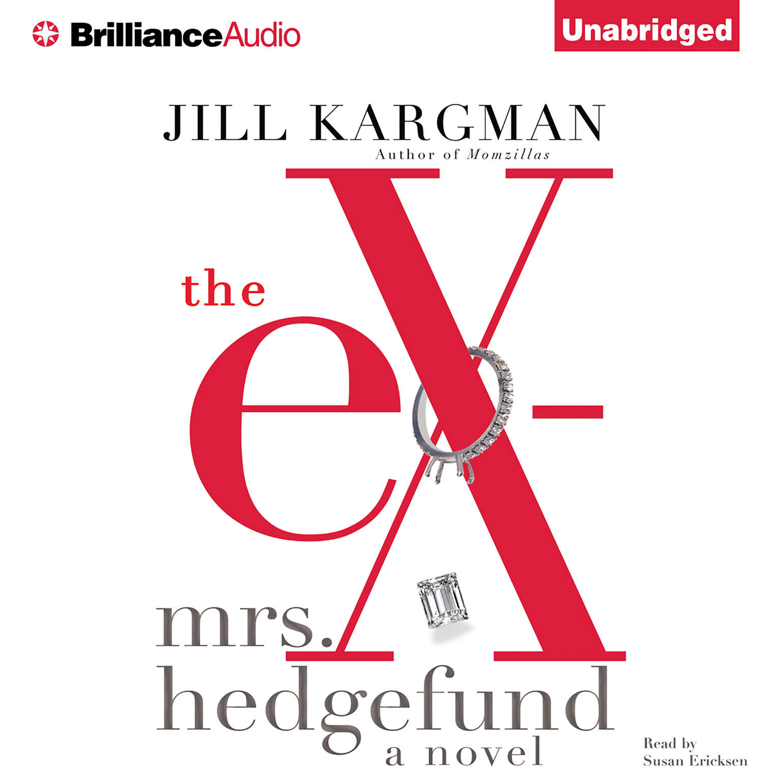Printable The Ex-Mrs. Hedgefund Audiobook Cover Art