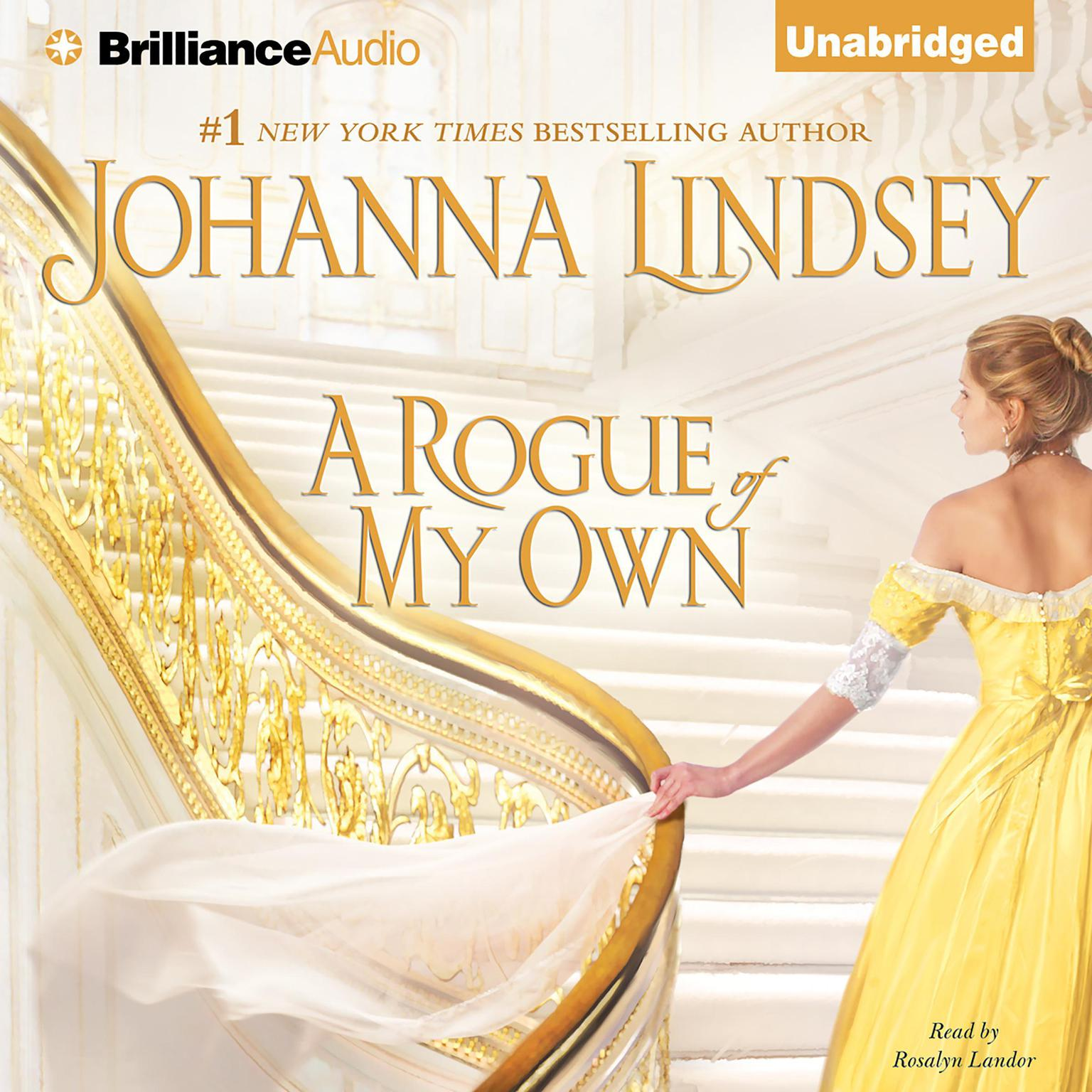 Printable A Rogue of My Own Audiobook Cover Art