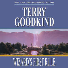 Wizard's First Rule Audiobook, by