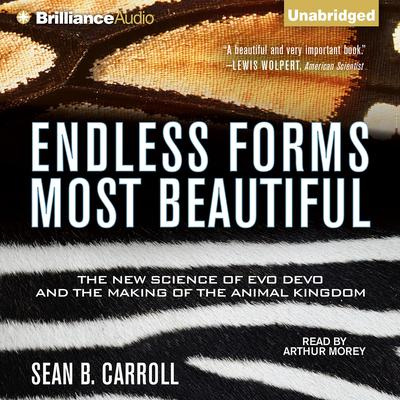 Endless Forms Most Beautiful: The New Science of Evo Devo and the Making of the Animal Kingdom Audiobook, by Sean B. Carroll