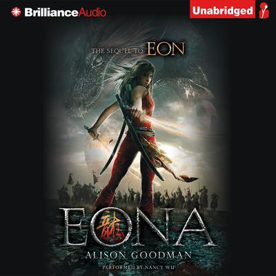 Eona: The Last Dragoneye Audiobook, by Alison Goodman