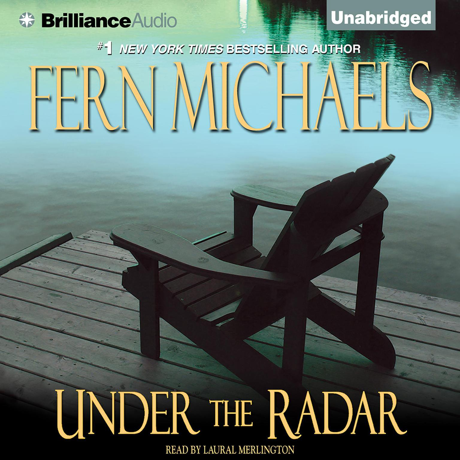 Printable Under the Radar Audiobook Cover Art