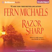 Razor Sharp Audiobook, by Fern Michaels
