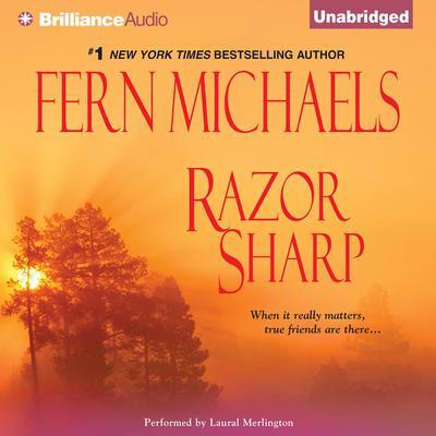 Razor Sharp Audiobook, by Fern Michaels