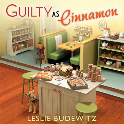 Guilty as Cinnamon Audiobook, by