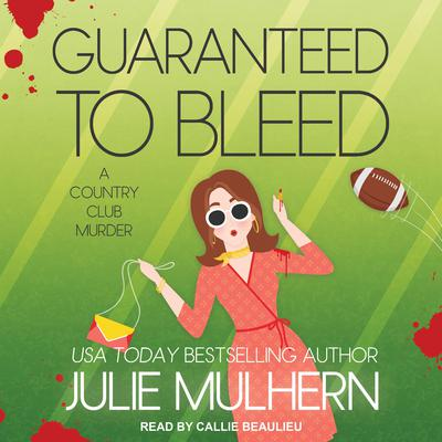 Guaranteed to Bleed Audiobook, by