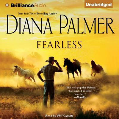 Fearless Audiobook, by Diana Palmer