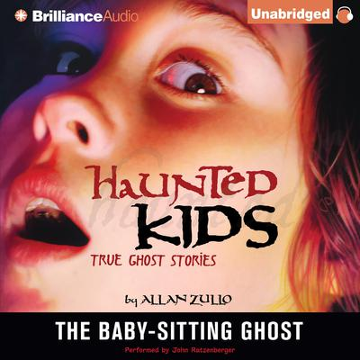 Printable The Baby-Sitting Ghost Audiobook Cover Art