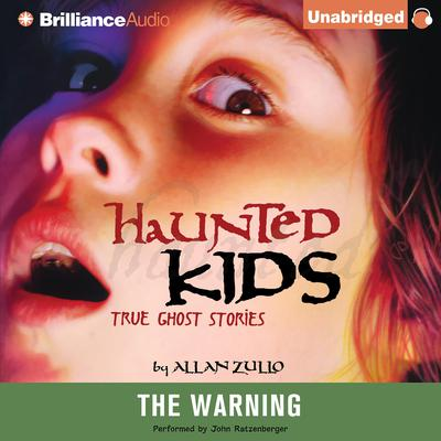 The Warning Audiobook, by Allan Zullo