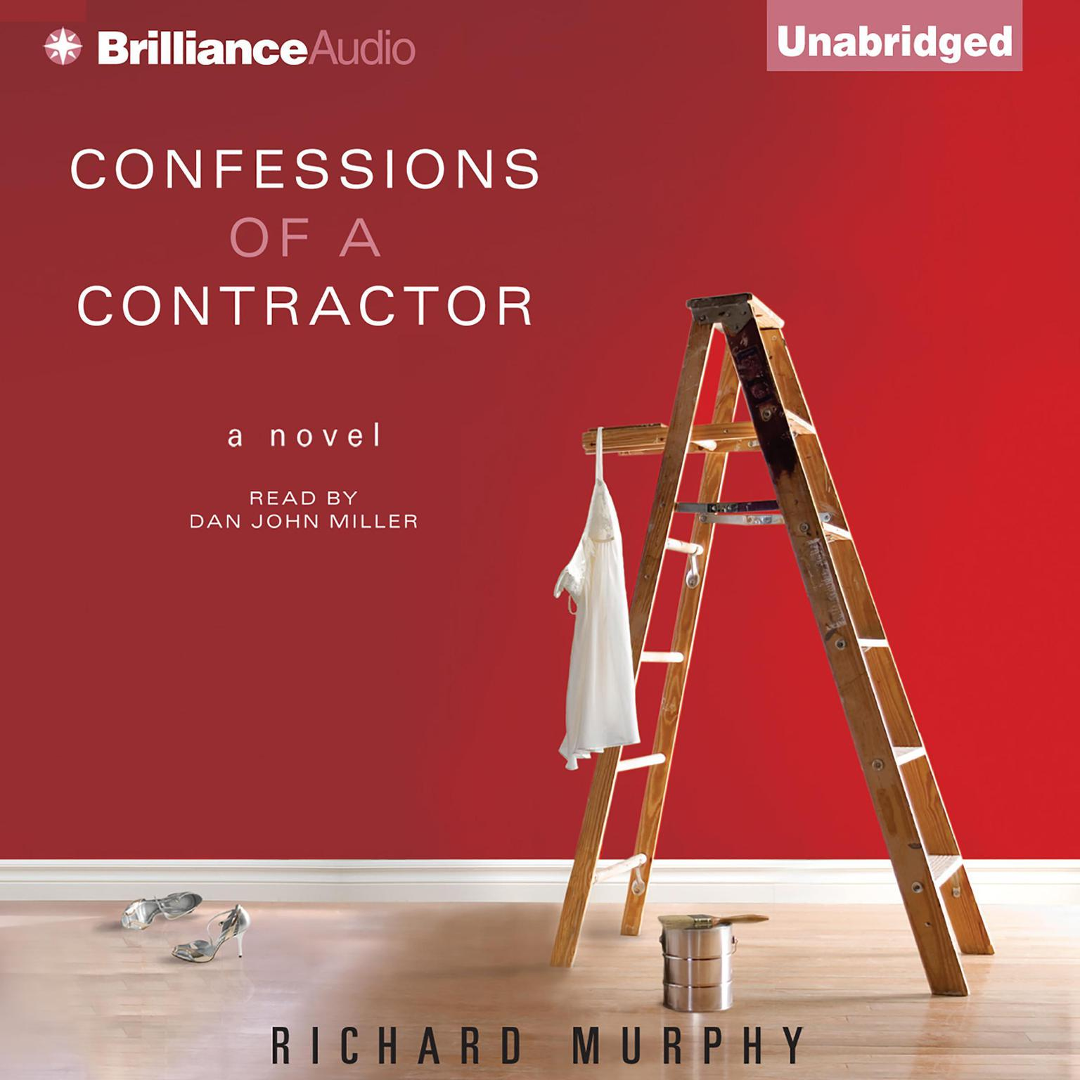 Printable Confessions of a Contractor Audiobook Cover Art