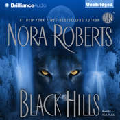 Black Hills Audiobook, by Nora Roberts