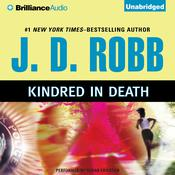 Kindred in Death Audiobook, by J. D. Robb