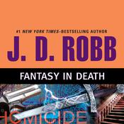 Fantasy in Death, by J. D. Robb