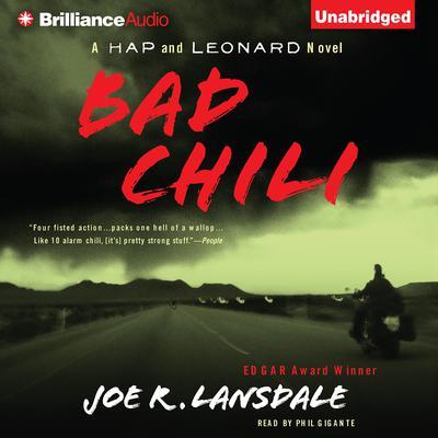 Bad Chili: A Hap and Leonard Novel Audiobook, by Joe R. Lansdale