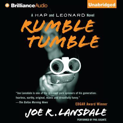 Rumble Tumble Audiobook, by Joe R. Lansdale