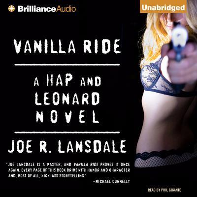 Vanilla Ride Audiobook, by Joe R. Lansdale