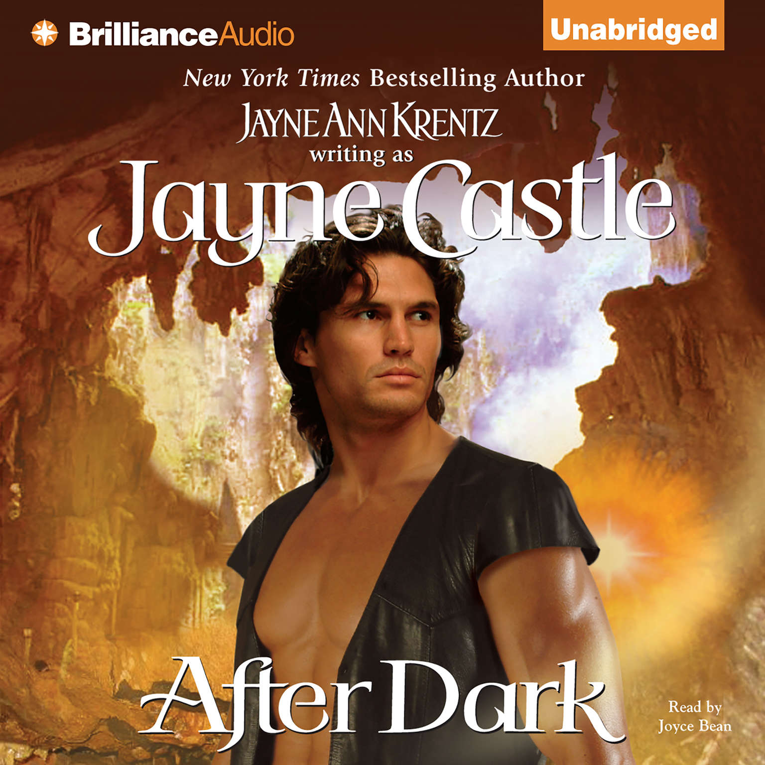 Printable After Dark Audiobook Cover Art