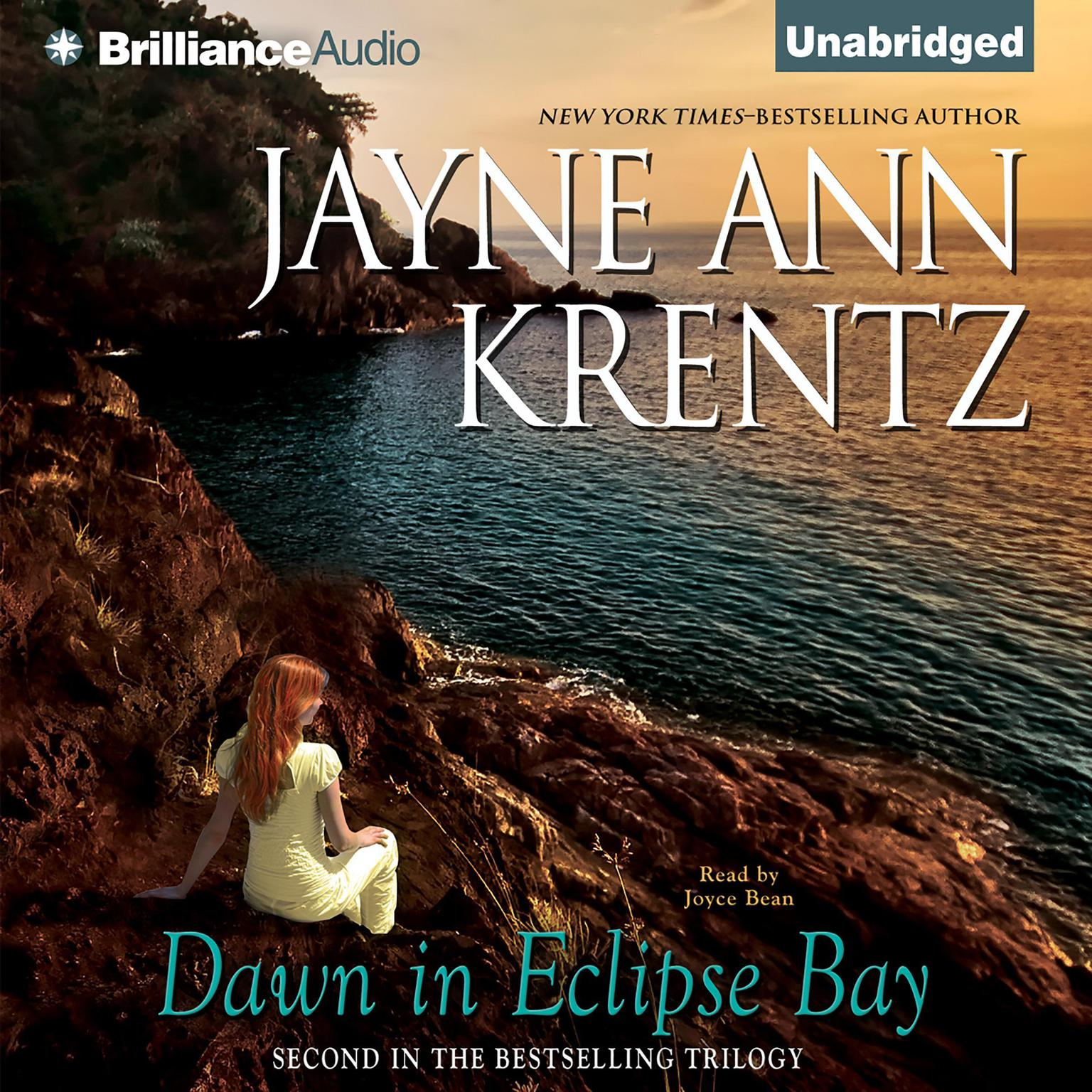Printable Dawn in Eclipse Bay Audiobook Cover Art