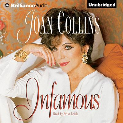 Infamous Audiobook, by Joan Collins