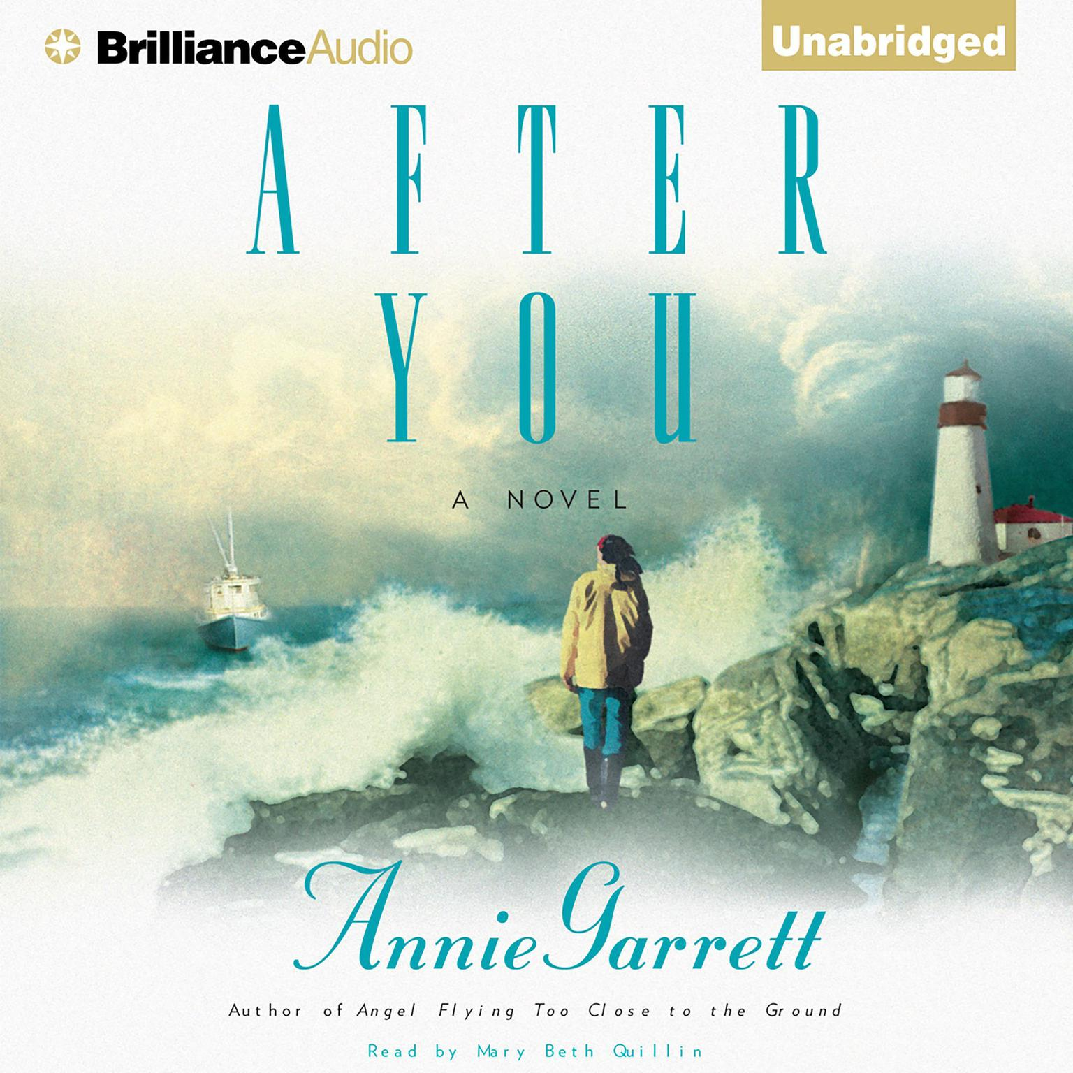 Printable After You Audiobook Cover Art