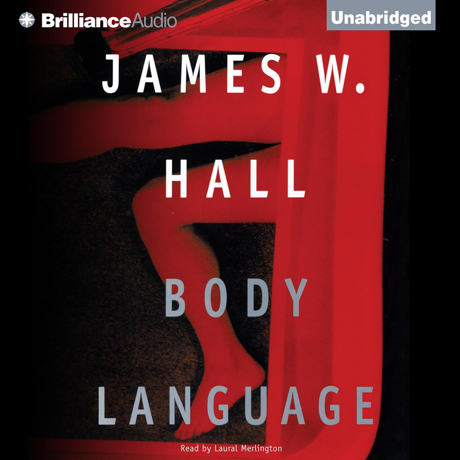 Printable Body Language Audiobook Cover Art