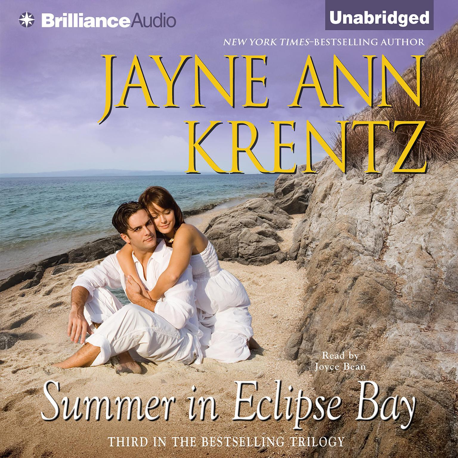 Printable Summer in Eclipse Bay Audiobook Cover Art
