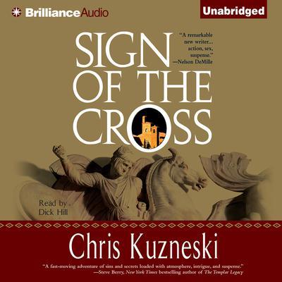 Sign of the Cross Audiobook, by Chris Kuzneski