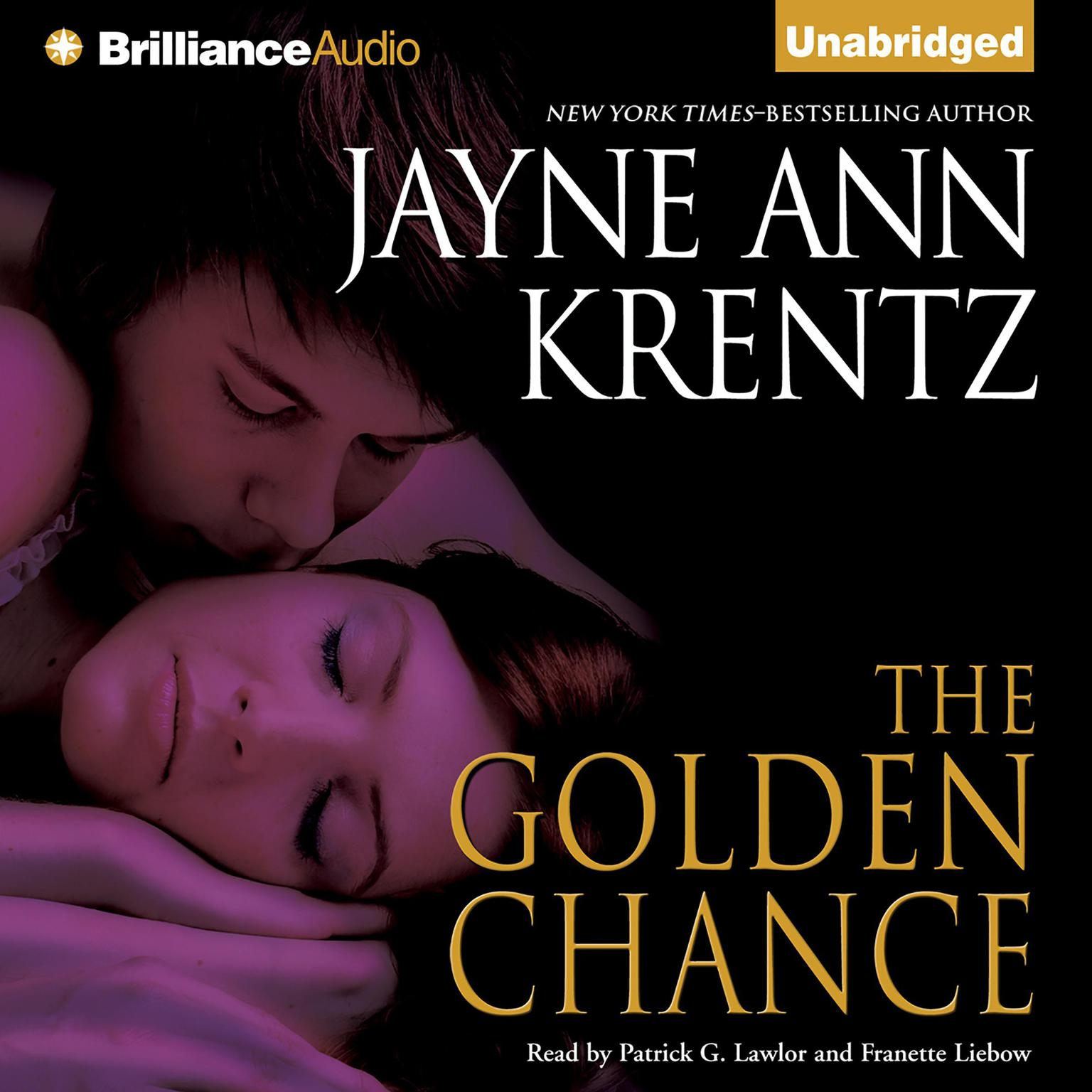 Printable The Golden Chance Audiobook Cover Art