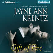 Gift of Fire Audiobook, by Jayne Ann Krentz