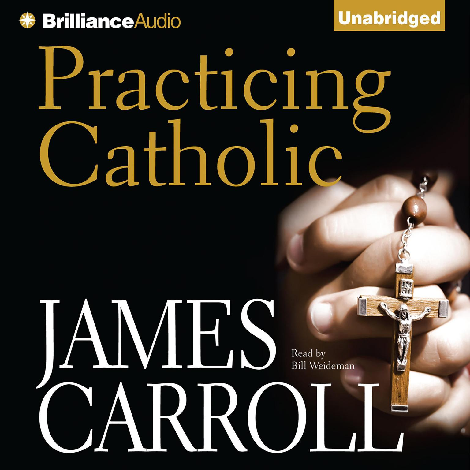 Printable Practicing Catholic Audiobook Cover Art