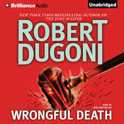 Wrongful Death Audiobook, by Robert Dugoni